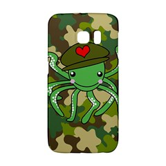Octopus Army Ocean Marine Sea Galaxy S6 Edge