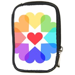 Heart Love Romance Romantic Compact Camera Cases