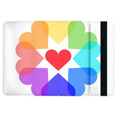 Heart Love Romance Romantic Ipad Air 2 Flip