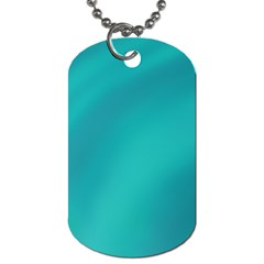 Background Image Background Colorful Dog Tag (two Sides)