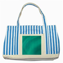 Background Image Background Colorful Striped Blue Tote Bag