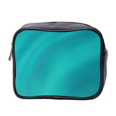 Background Image Background Colorful Mini Toiletries Bag 2 Side