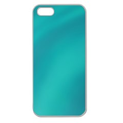 Background Image Background Colorful Apple Seamless Iphone 5 Case (clear)