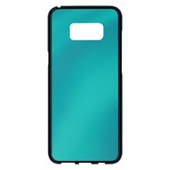 Background Image Background Colorful Samsung Galaxy S8 Plus Black Seamless Case