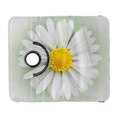 Art Daisy Flower Art Flower Deco Galaxy S3 (flip/folio)