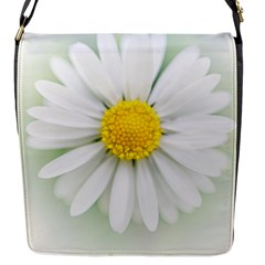 Art Daisy Flower Art Flower Deco Flap Messenger Bag (s)