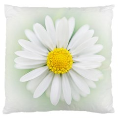 Art Daisy Flower Art Flower Deco Standard Flano Cushion Case (two Sides)