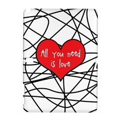 Love Abstract Heart Romance Shape Galaxy Note 1
