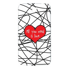 Love Abstract Heart Romance Shape Samsung Galaxy Mega I9200 Hardshell Back Case