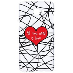 Love Abstract Heart Romance Shape Samsung C9 Pro Hardshell Case
