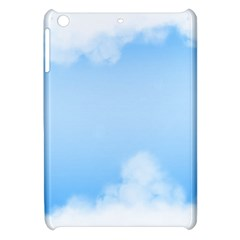 Sky Cloud Blue Texture Apple Ipad Mini Hardshell Case
