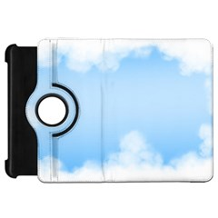 Sky Cloud Blue Texture Kindle Fire Hd 7