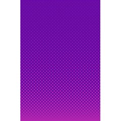 Halftone Background Pattern Purple 5 5  X 8 5  Notebooks