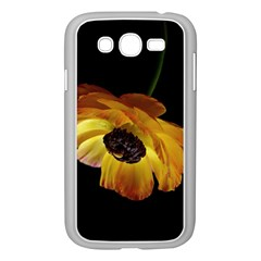 Ranunculus Yellow Orange Blossom Samsung Galaxy Grand Duos I9082 Case (white)