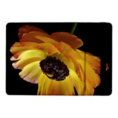 Ranunculus Yellow Orange Blossom Samsung Galaxy Tab Pro 10 1  Flip Case