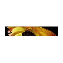 Ranunculus Yellow Orange Blossom Flano Scarf (mini)