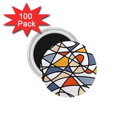 Abstract Background Abstract 1 75  Magnets (100 Pack)