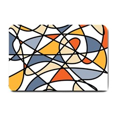 Abstract Background Abstract Small Doormat