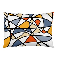 Abstract Background Abstract Pillow Case