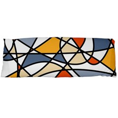 Abstract Background Abstract Body Pillow Case Dakimakura (two Sides)