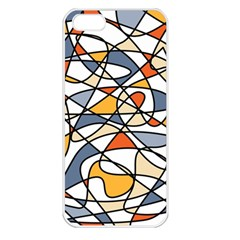 Abstract Background Abstract Apple Iphone 5 Seamless Case (white)
