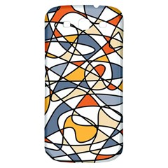 Abstract Background Abstract Samsung Galaxy S3 S Iii Classic Hardshell Back Case