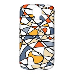 Abstract Background Abstract Samsung Galaxy S4 Classic Hardshell Case (pc+silicone)