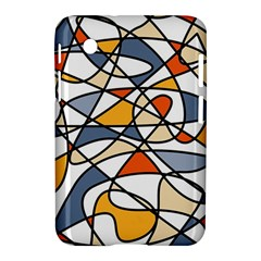 Abstract Background Abstract Samsung Galaxy Tab 2 (7 ) P3100 Hardshell Case