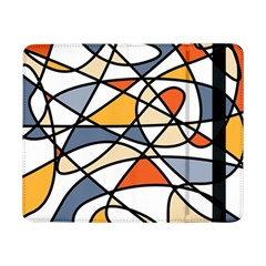 Abstract Background Abstract Samsung Galaxy Tab Pro 8 4  Flip Case