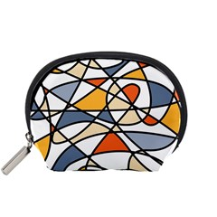 Abstract Background Abstract Accessory Pouches (small)