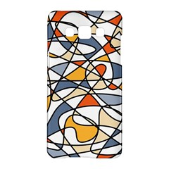Abstract Background Abstract Samsung Galaxy A5 Hardshell Case