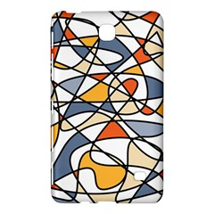 Abstract Background Abstract Samsung Galaxy Tab 4 (7 ) Hardshell Case