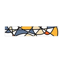 Abstract Background Abstract Flano Scarf (mini)