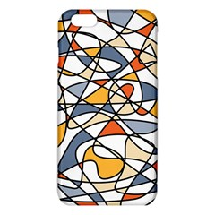 Abstract Background Abstract Iphone 6 Plus/6s Plus Tpu Case