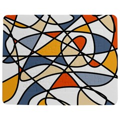 Abstract Background Abstract Jigsaw Puzzle Photo Stand (rectangular)