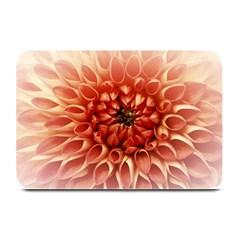 Dahlia Flower Joy Nature Luck Plate Mats