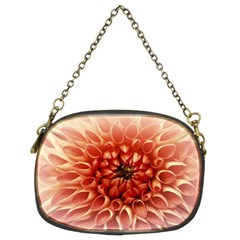 Dahlia Flower Joy Nature Luck Chain Purses (two Sides)