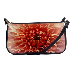 Dahlia Flower Joy Nature Luck Shoulder Clutch Bags