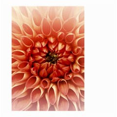 Dahlia Flower Joy Nature Luck Small Garden Flag (two Sides)