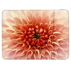 Dahlia Flower Joy Nature Luck Samsung Galaxy Tab 7  P1000 Flip Case