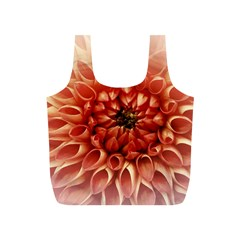 Dahlia Flower Joy Nature Luck Full Print Recycle Bags (s)