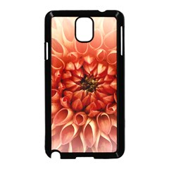 Dahlia Flower Joy Nature Luck Samsung Galaxy Note 3 Neo Hardshell Case (black)