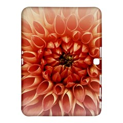 Dahlia Flower Joy Nature Luck Samsung Galaxy Tab 4 (10 1 ) Hardshell Case