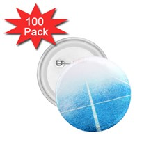 Court Sport Blue Red White 1 75  Buttons (100 Pack)