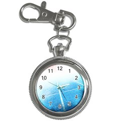 Court Sport Blue Red White Key Chain Watches