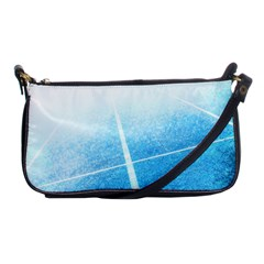 Court Sport Blue Red White Shoulder Clutch Bags