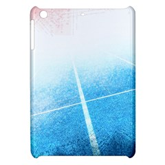 Court Sport Blue Red White Apple Ipad Mini Hardshell Case