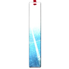 Court Sport Blue Red White Large Book Marks