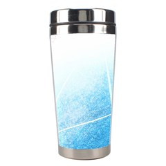 Court Sport Blue Red White Stainless Steel Travel Tumblers