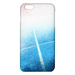 Court Sport Blue Red White Iphone 6 Plus/6s Plus Tpu Case